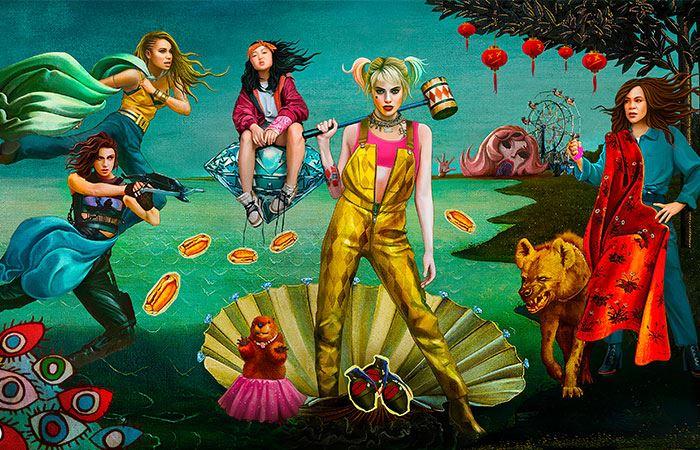 Harley Quinn e os mais incríveis anti-heróis da banda desenhada