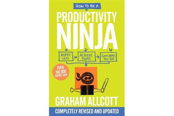How-to-be-productivity-ninja