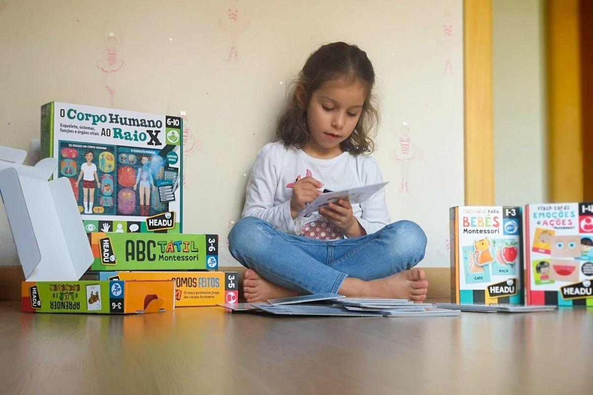 8 atividades inspiradas no Método Montessori para as crianças