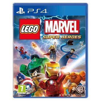 LEGO: Marvel Super Heroes PS4