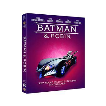 Batman and Robin / Batman y Robin (Blu-ray)