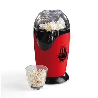 Domoclip LIVOO Pop-corn maker DOM336 1200 W, Red