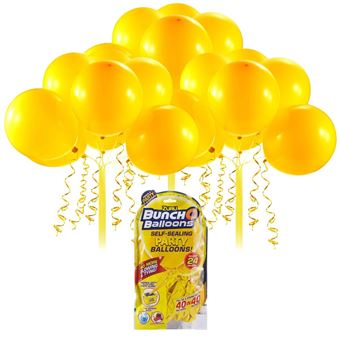 Pack Balões Bunch O Balloons Party Amarelo