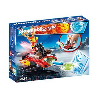 Boneco de montar Playmobil Sports & Action 6834  Multi