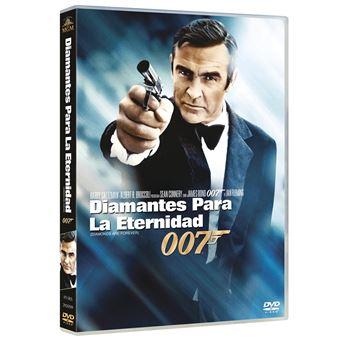 007 Diamonds are Forever / Diamantes para la Eternidad (DVD)