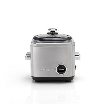 Máquina de Cozer Arroz Cuisinart CRC-400  - Inox