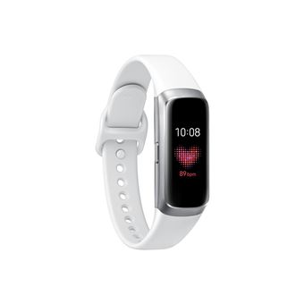 "Samsung Galaxy Fit Rastreador de atividade para pulso Prateado AMOLED 2,41 cm (0.95"""")"