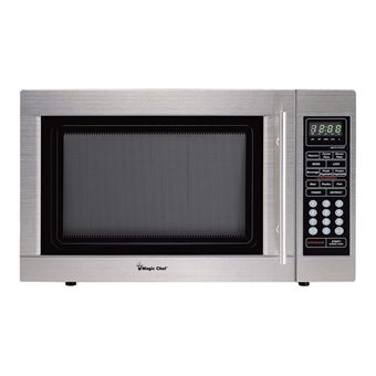 Micro-ondas Magic chef MCD1310ST Inox