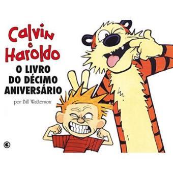 O Livro Do Décimo Aniversário. Calvin E Haroldo 12