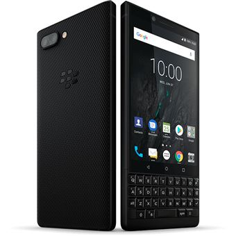 Smartphone BlackBerry KEY2 6GB 128GB Preto