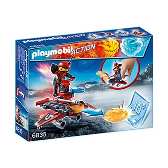 Boneco de montar Playmobil Sports & Action 6835  Multi