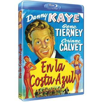 En la Costa Azul / On the Riveira (Blu-ray)