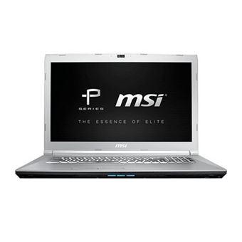 Portátil Gaming MSI 9S7-179F43-006 17,3' i7-8750H 8 GB RAM 1 TB + 256 GB SSD Prata