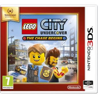 LEGO City Undercover: The Chase Begins  - Selects  Nintendo 3DS