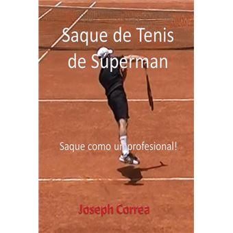 Saque De Tenis De Súperman