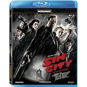 Sin City (Versión Standard) (Blu-ray)