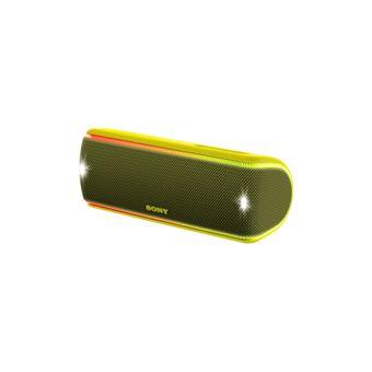 Coluna Portátil Sony SRS-XB31 Amarelo