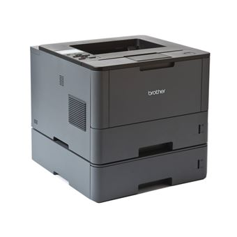 Impressora a Laser P&B Brother HL-L5100DNLT Grafite