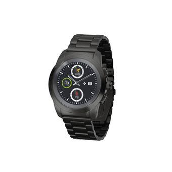Smartwatch MyKronoz ZeTime Regular Elite Preto
