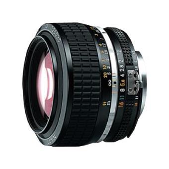 Lente de máquina fotográfica Nikon Nikkor 50mm f/1.2 Preto