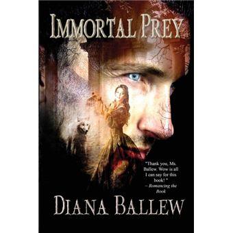 immortal Prey Paperback -