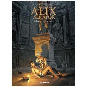 Alix Senator 7 El Poder Y La Eternidad