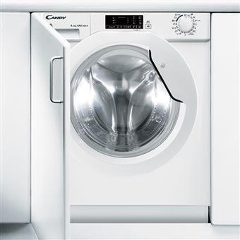 Candy CBWD 8514D-S Interno Carregamento frontal 8kg 1400RPM A Branco máquina de lavar