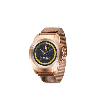 Smartwatch MyKronoz ZeTime Regular Elite Rosa dourado