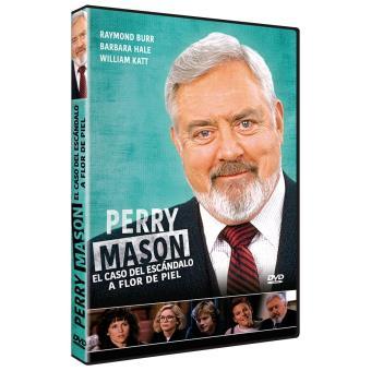 Perry Mason: El Caso De La Tra / Perry Mason : The Case Of The Skin-Deep Scandal