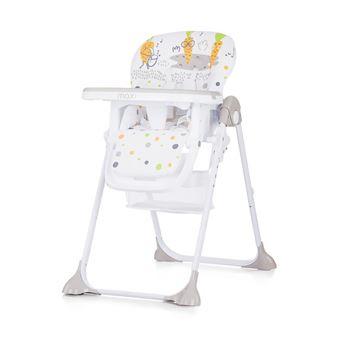 Cadeira de Alimentação Chipolino MAXI MOCCA - Bege