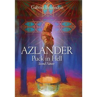 azlander Puck In Hell Hardcover