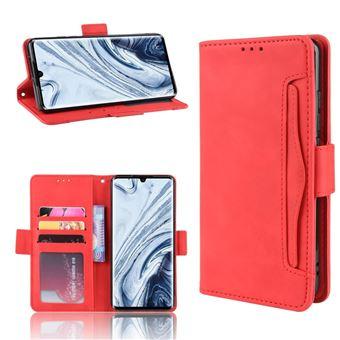 Capa Magunivers | TPU Vermelho para Xiaomi Mi CC9 Pro/Mi Note 10/Mi Note 10 Pro