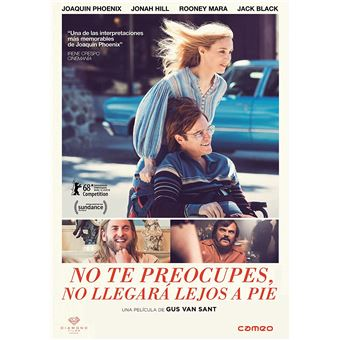 Don't Worry, He Won't Get Far on Foot / No te preocupes, no llegará lejos a pie (DVD)