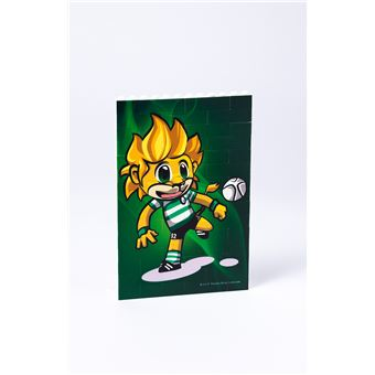 Puzzlebricks Sporting CP Jubas Vertical