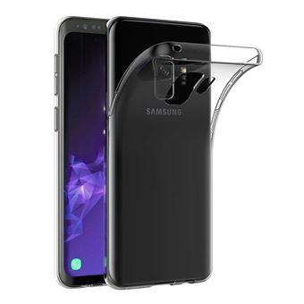 Capa Advansia Jelly para Samsung Galaxy S9 - Transparente