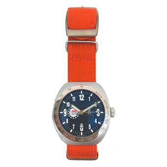 Relógio Montres de Luxe 09MON-AL-QZNR (42 mm) Preto