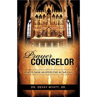 prayer Counselor Paperback -