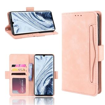 Capa Magunivers | TPU Rosa para Xiaomi Mi CC9 Pro/Mi Note 10/Mi Note 10 Pro