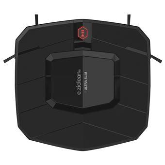 Aspirador Robot E.ziclean Ultra Slim Black V2 Preto