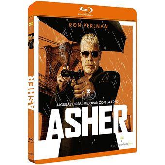 Asher (2018) (Blu-ray)