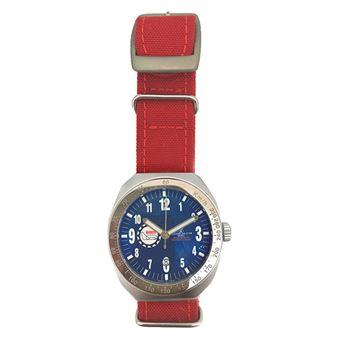 Relógio Montres de Luxe 09MON-ALKZBLU (42 mm) Azul