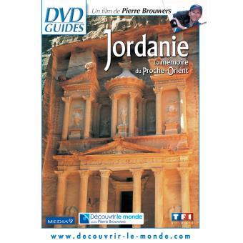 jordanie - la memoire du proche orient (DVD)