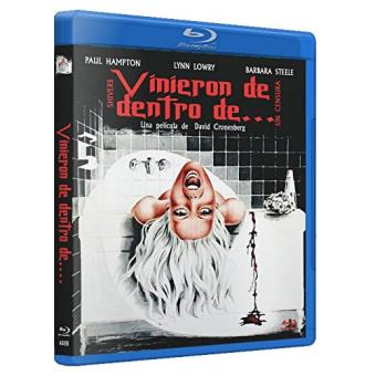 Vinieron de Dentro de… / Shivers - They came from with - The Parasite Murders (Blu-ray)