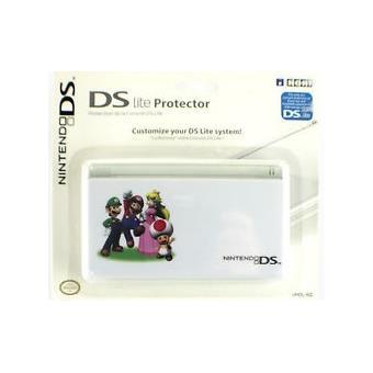 Capa Protector Super Mario Para Nintendo Ds Lite