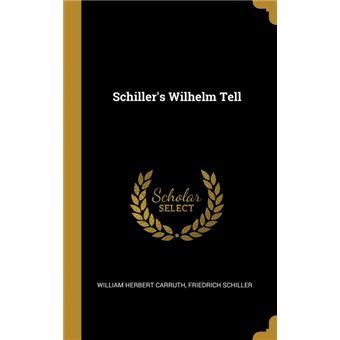 schillers Wilhelm Tell Hardcover