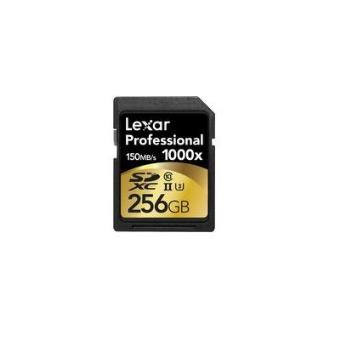 Lexar 256GB SDXC UHS-2