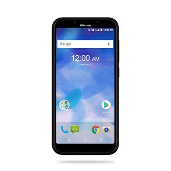 Smartphone Hisense F17Pro 5.45 Polegadas HD Quad-Core Mt67 Preto