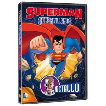 Superman: Supervillanos. Metallo (DVD)