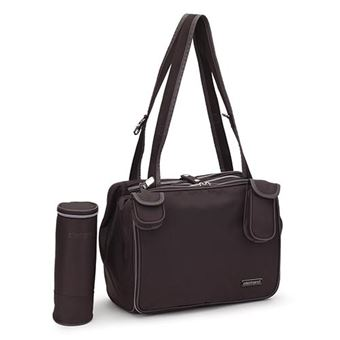Mala Allerhand AH-MB-SLB-01/09 Shoulder Bag Chocolate Castanho