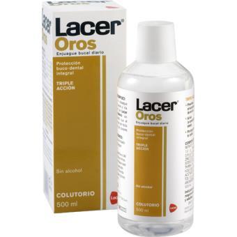 Elixir Lacer oro 500ml